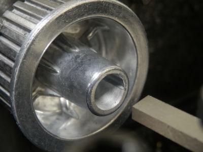 Как сделать пазы в металле 113